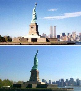 9-11 comparison